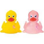 Rubber Duck w/Pink Ribbon