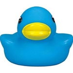 Rubber Classic Colorful Duck