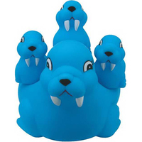 Rubber Sea Lion Family
