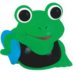 Rubber Surfing Frog