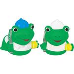 Mini Rubber Tennis Frog