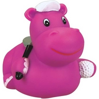 Rubber Hippo