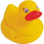 Rubber Duck Holder with Lid
