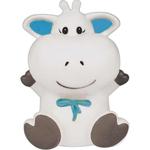 "Rubber ""Hug Me"" Cow"