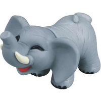 Rubber Wild Life Elephant