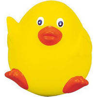 Rubber Roly Poly Chick-A-Dee