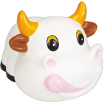 Rubber Cow Bank