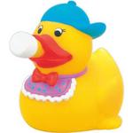 Rubber Baby Duck Bank