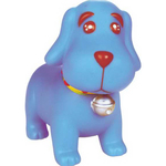 Blue The Rubber Hound Dog
