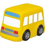 Rubber School Bus