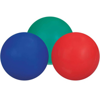 Rubber Solid Color Bouncing Ball
