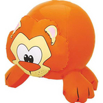 "12"" Inflatable Leo The Lion"