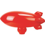Inflatable Blimp with Wide Front