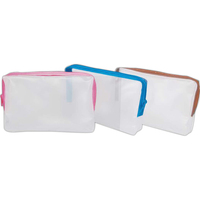Frosted Accessory Pouch (Medium Size)