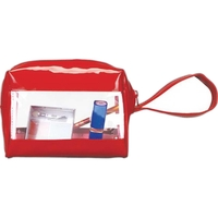 Swing In Style Clear Cosmetic Bag