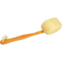 Multi-Use Back Scratcher Scrubber Wooden Massager