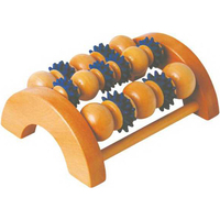 Arch Shape Wooden Massager