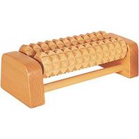 Grooved Foot/Shoulder Wooden Massager