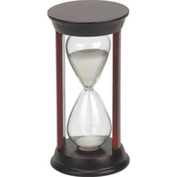 Classic Cherry Wood Sand Timer