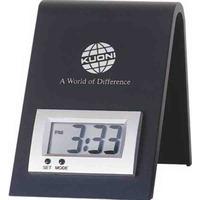 Desktop LCD Alarm Clock