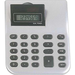 Adjustable Tilt Desktop Calculator