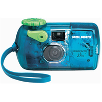 Fuji Waterproof 27 Exposure Camera