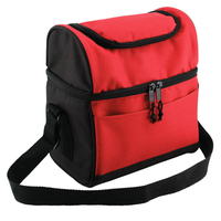 Marseille Dual Compartment Deluxe Lunch Cooler Bags