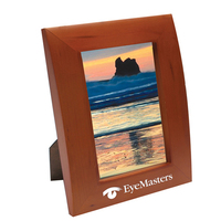 "Madison 3 1/2"" x 5"" Sweet Memories Maple Wood Photo Frame"