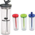 Clamp 19 oz. Tumbler with Seal Tight Lid