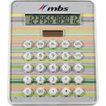 12-Digit Full Color Calculator