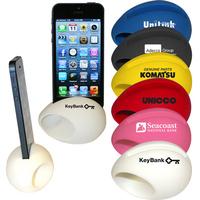 i Phone Sound Egg Silicone Speaker Dock