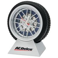Sport Tire Clock