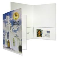 Mid-Size Presentation Folder