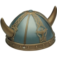 Child's Viking Helmet (Plastic)