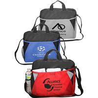 Budget Briefcase-Messenger Bag