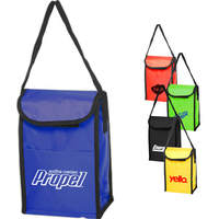 Insulated Nylon Lunch Bag