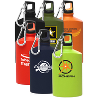 17 oz Canteen Water Bottles