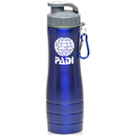 25.5 oz Stainless Steel Sports Bottle