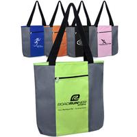 Color Strike Tote Bag