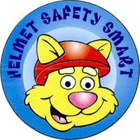 Helmet Safety Smart Sticker Rolls