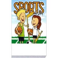 Sports Fun Activity Pad Fun Pack