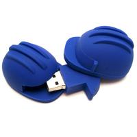 Baseball Helmet USB Drive