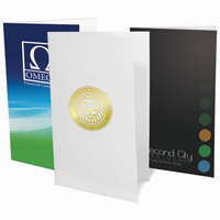Legal-Size Presentation Folder - 4 Color Ink