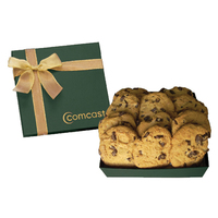 Chairman Cookie Gift Box w Large Chocolate Chip Cookies