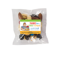 Large Promo Snack Pack Bag with Trail Mix