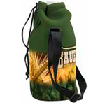 Neoprene Growler Cover with Drawstring 4CP