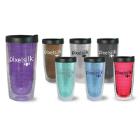 Double Wall Acrylic Tumbler