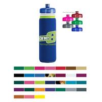 Van Metro Sport Bottle-Push-Pull Cap