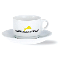 Cappuccino Cup/Saucer