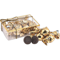 Twist Wrapped Truffle Clear-View Gift Box